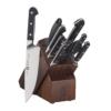 ZWILLING PRO 10-PC, KNIFE BLOCK SET