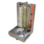Cookline 4E Electric Vertical Gyro Shawarma Broiler, 120 lb. - 240v